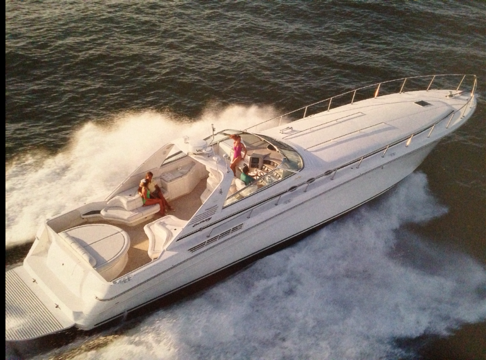 63 ft Sunseeker