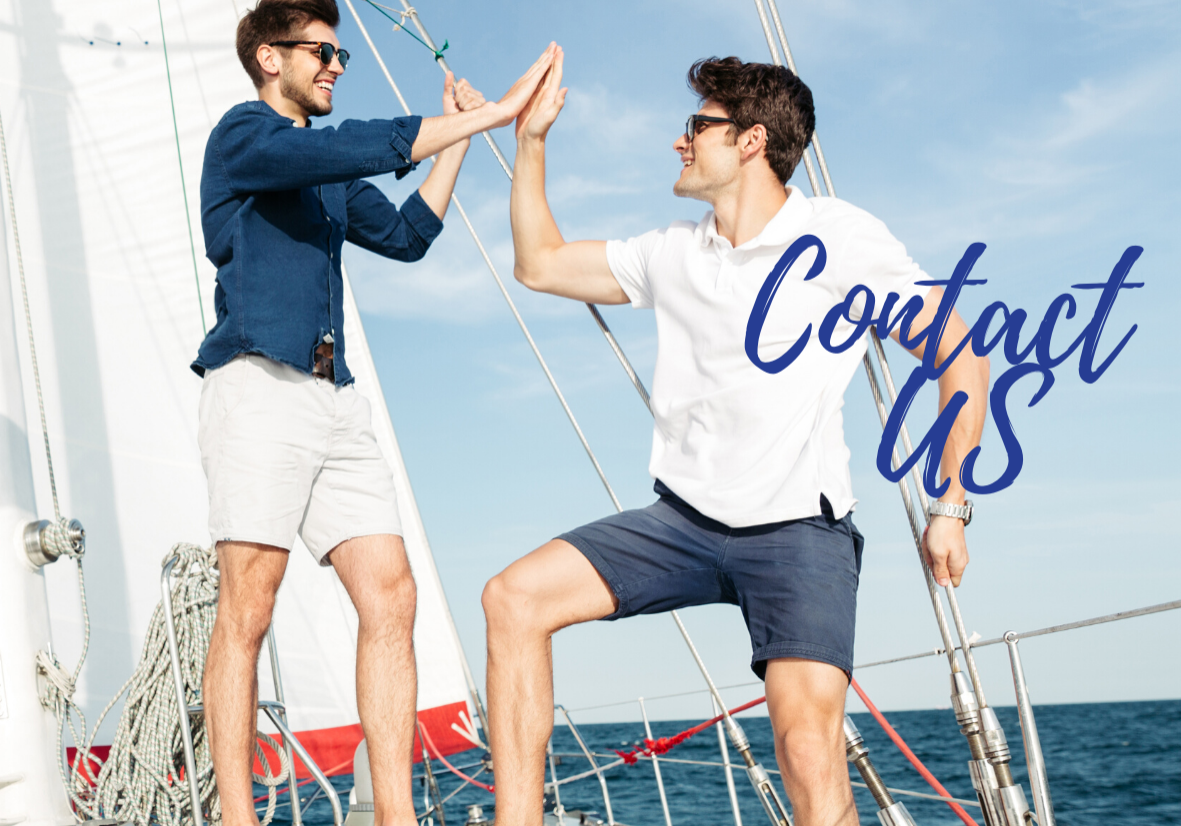 Contact Luxe Yacht Charters